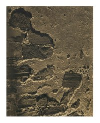 Weathered Wall, La Iglesia de Tepotzotlán, Mexico, 1924
